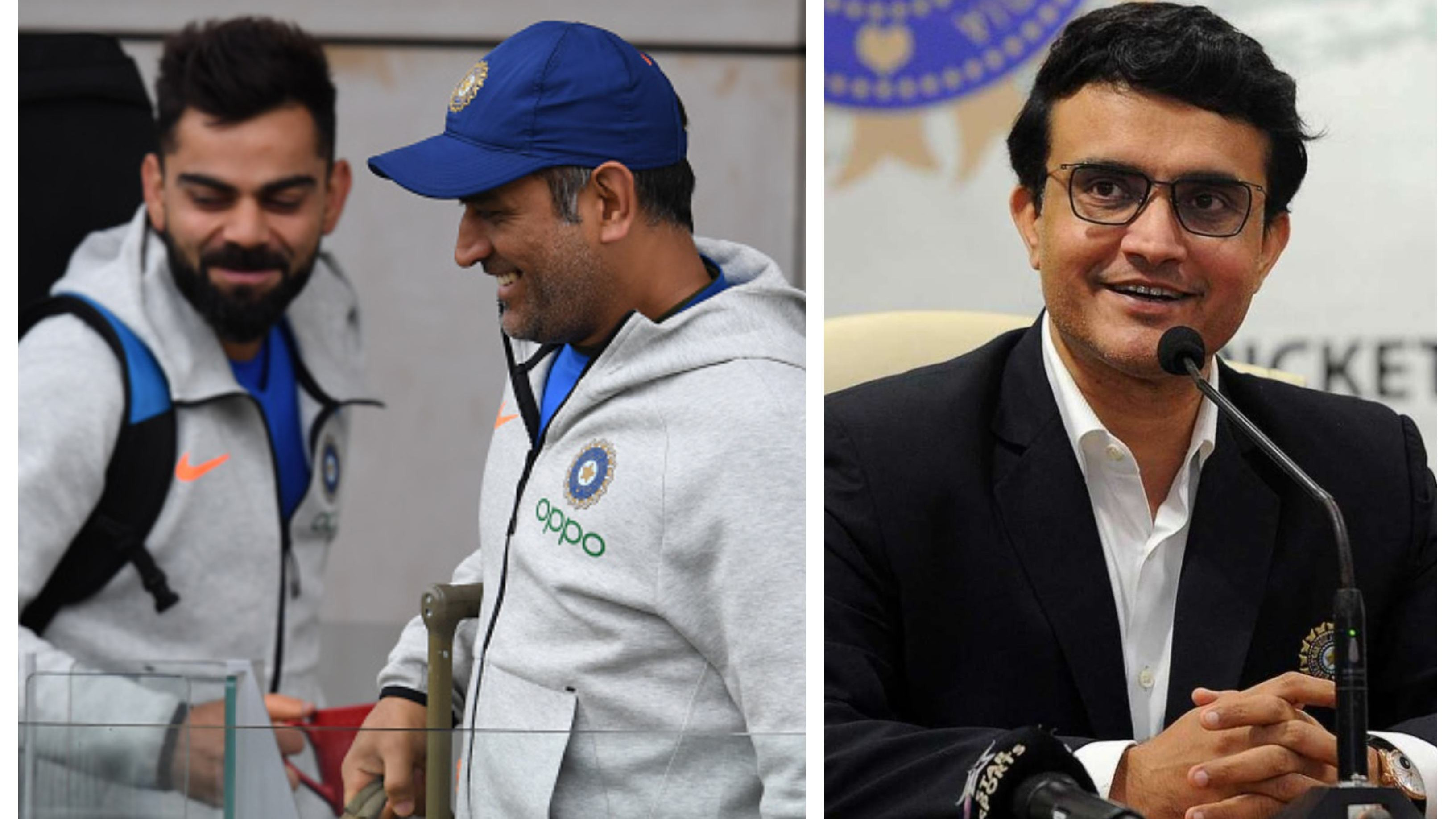 'We haven't won an ICC trophy since 2013', Ganguly on BCCI's decision to name Dhoni as mentor for T20 World Cup