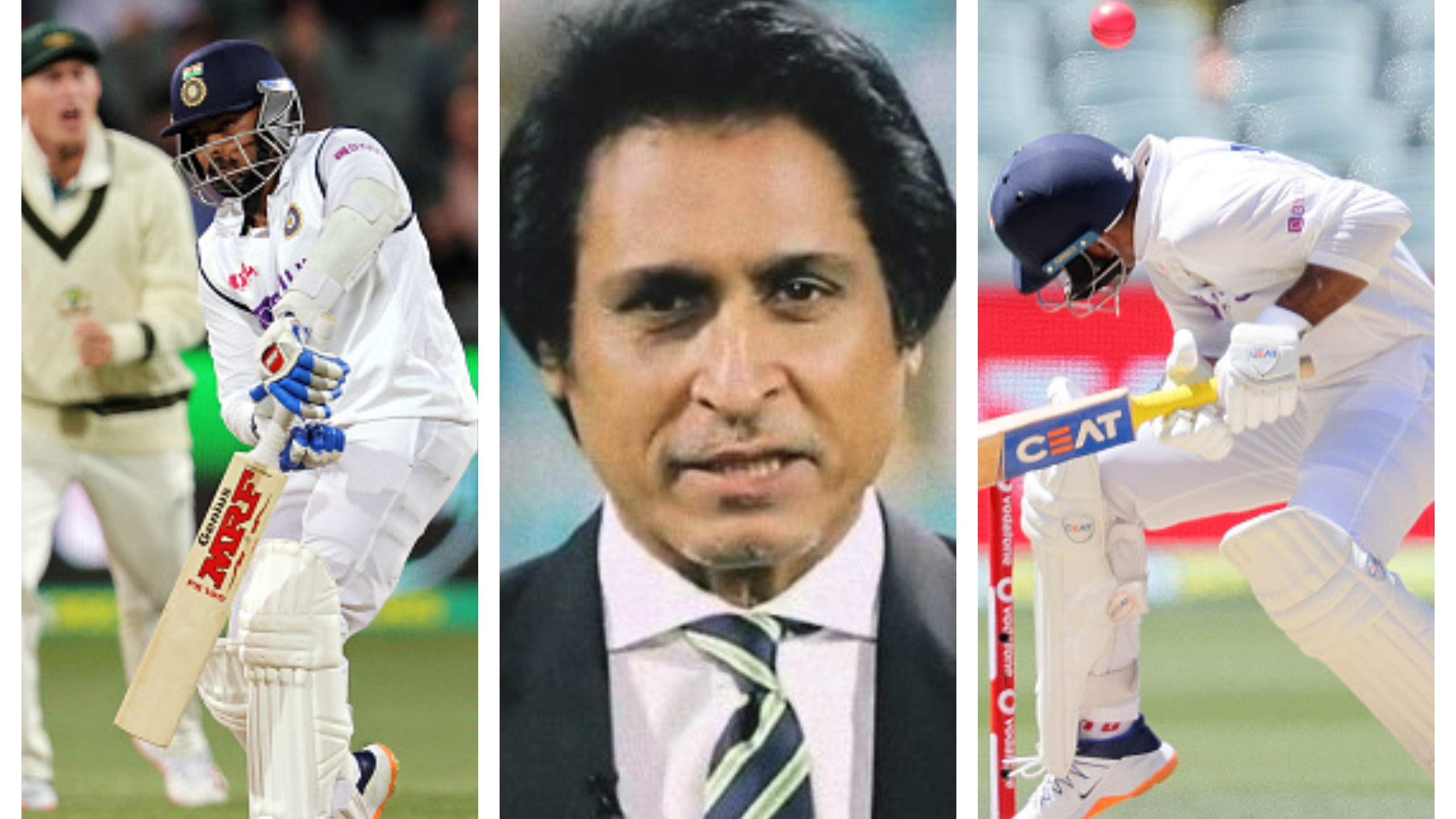 AUS v IND 2020-21: 'There are flaws and gaps in this Indian batting line-up', says Ramiz Raja