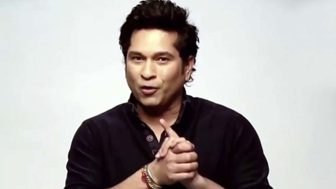 Sachin Tendulkar bats for Indian sporting history in school curriculum