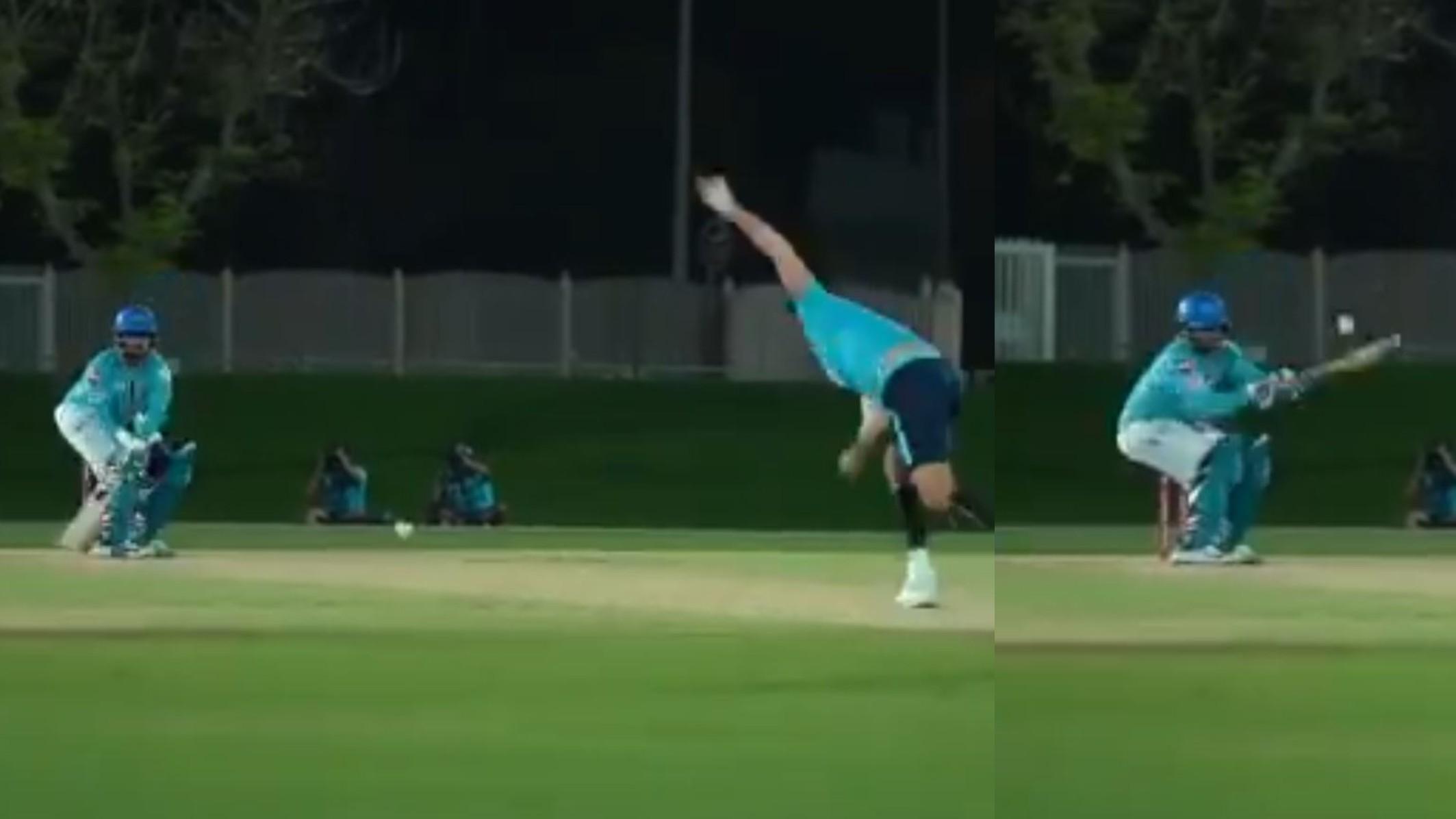 IPL 2020: WATCH - Rishabh Pant hits a a reverse ramp shot against a surprised Ishant Sharma