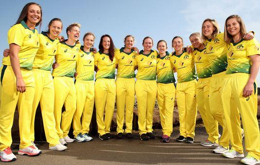 Australian women's team will face England in the finals