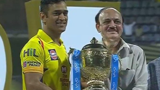 IPL 2018 : अमूल ने अपने ही अंदाज़ में पेश की चेन्नई सुपरकिंग्स की विनिंग तस्वीर
