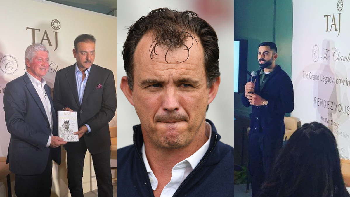 ENG v IND 2021: ECB CEO Tom Harrison also attended Ravi Shastri's London book launch event in London: Report