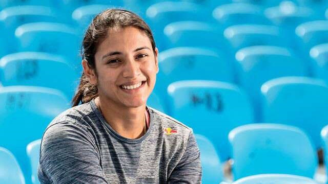 Smriti Mandhana says if she could inspire even four girls to play cricket, it will be an achievement for her
