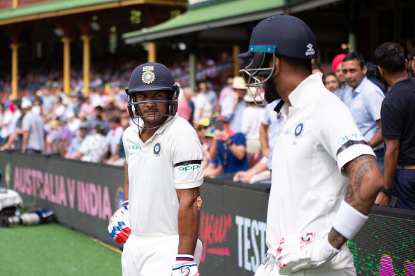 Mayank Agarwal and KL Rahul are expected to open the innings | Getty
