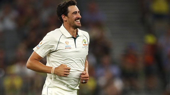 AUS v IND 2020-21: Mitchell Starc admits outside noise affected his performance against India two years ago