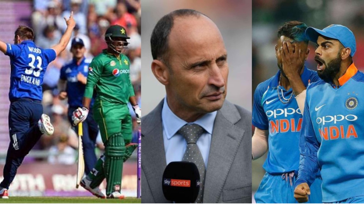 Nasser Hussain picks his favourite team to win 2019 World Cup