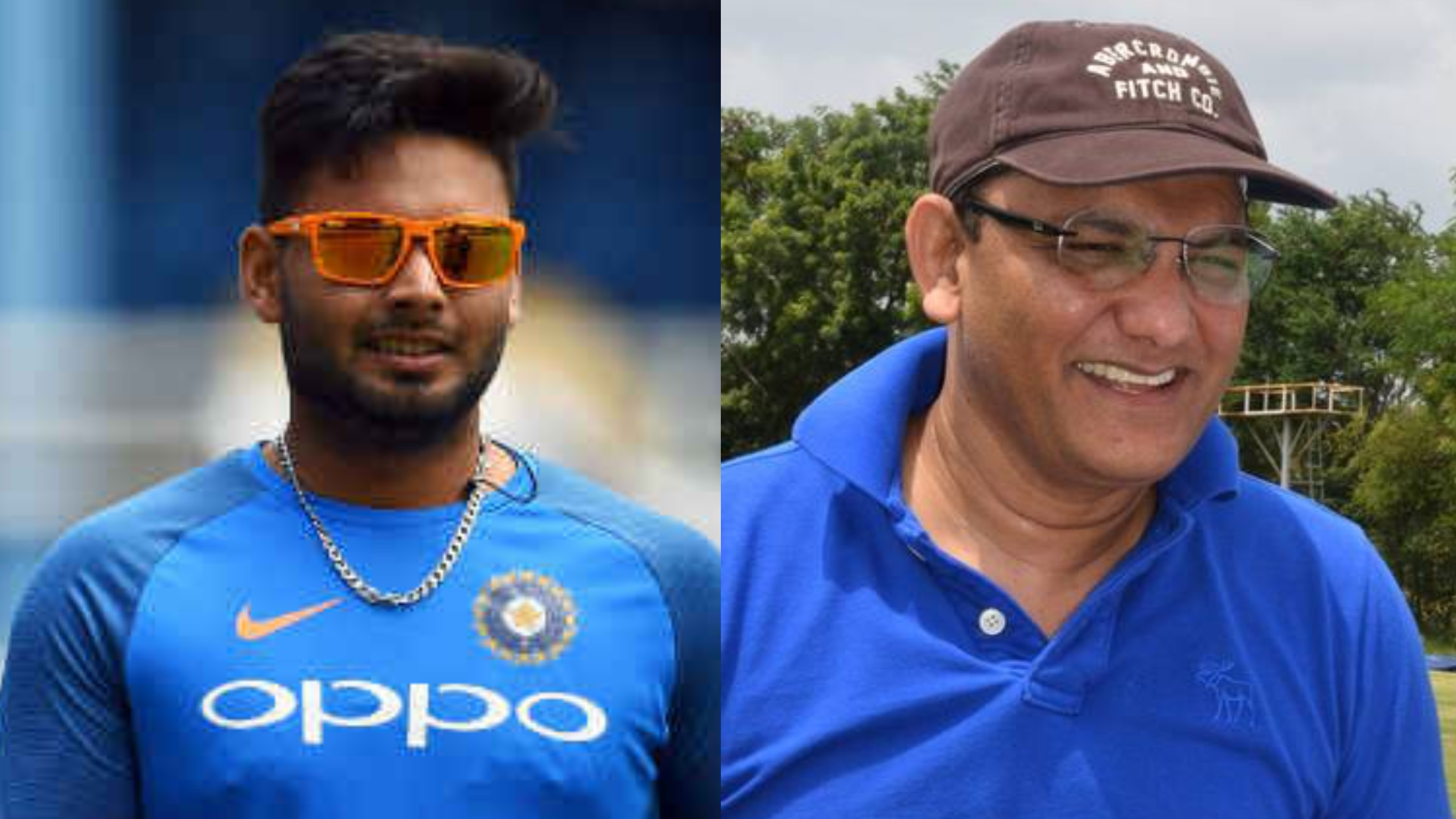 IND v WI 2018: Azharuddin feels Rishabh Pant should be allowed to keep wickets
