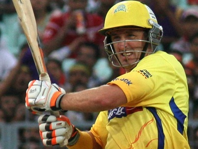 Michael Hussey is the third highest run getter for CSK behind Suresh Raina and MS Dhoni