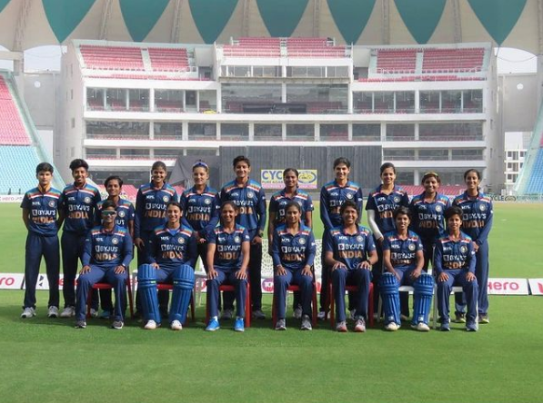 Indian women team have been given Covishield | BCCI
