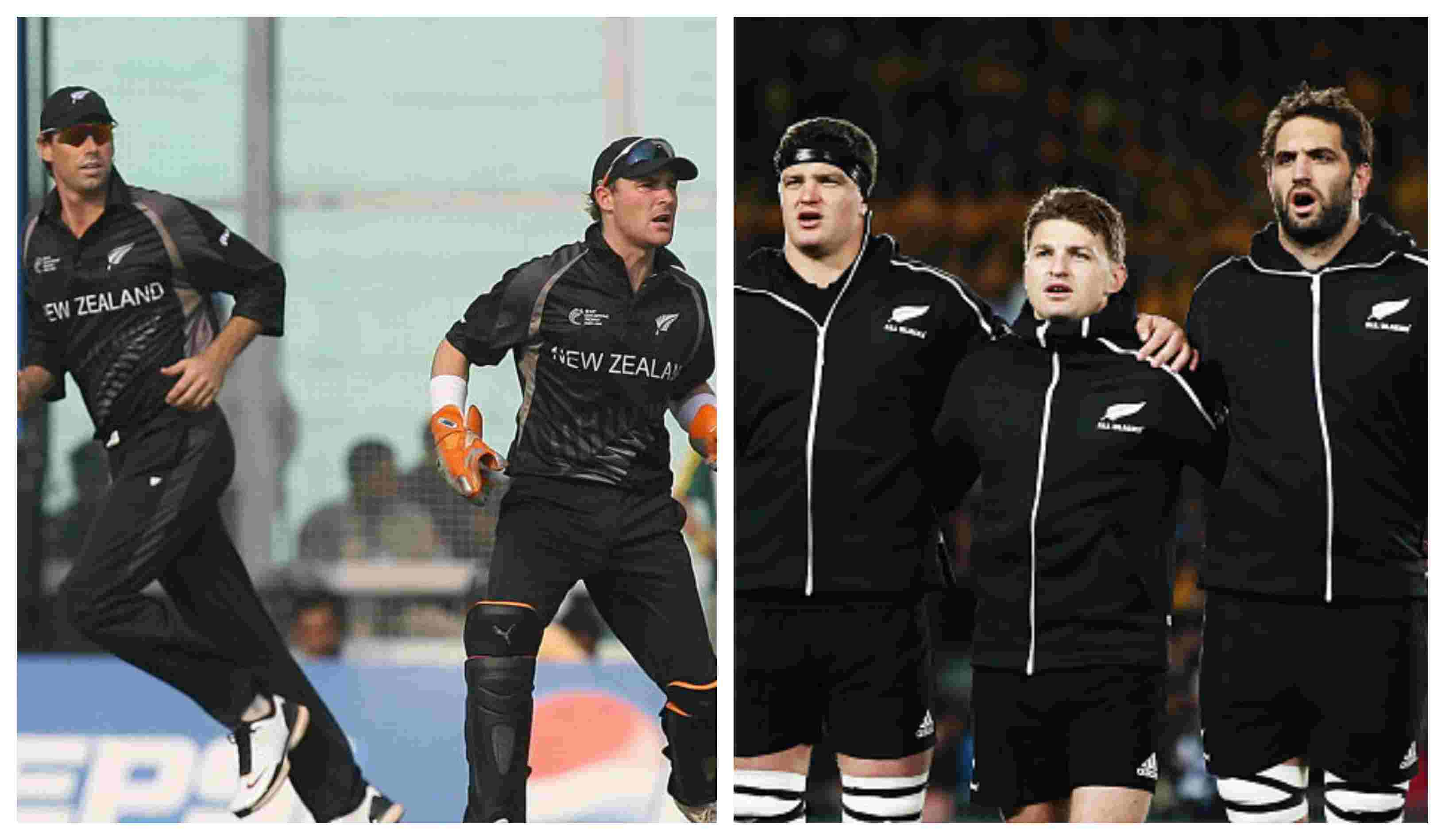 New Zealand's cricket renowned names will face All Blacks in a T20 match next year