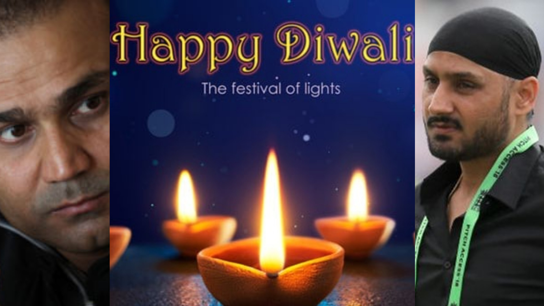 Cricket fraternity wishes everyone on the auspicious occasion of Diwali festival