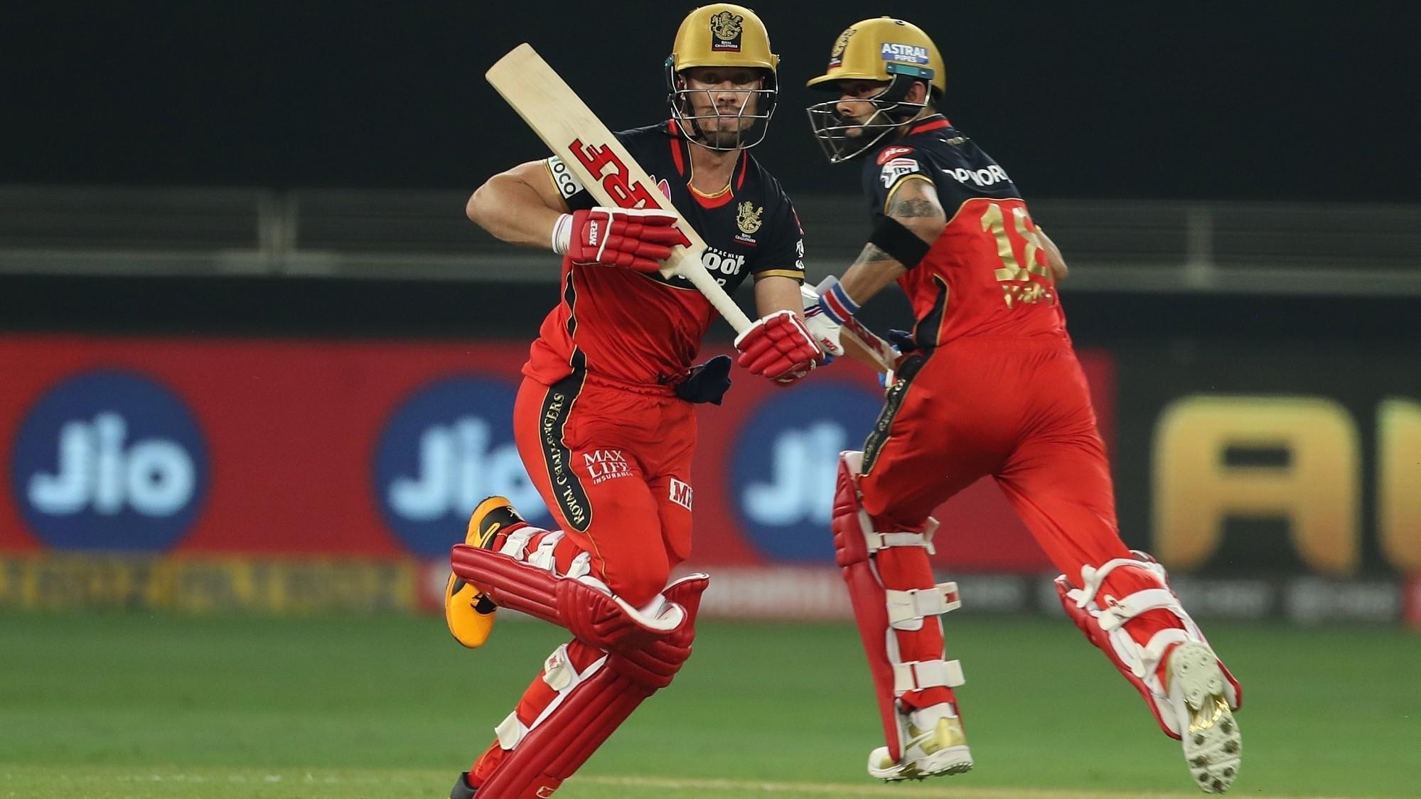 IPL 2020: 'Barring one super-human, everyone struggled on that pitch' – Virat Kohli lauds AB de Villiers