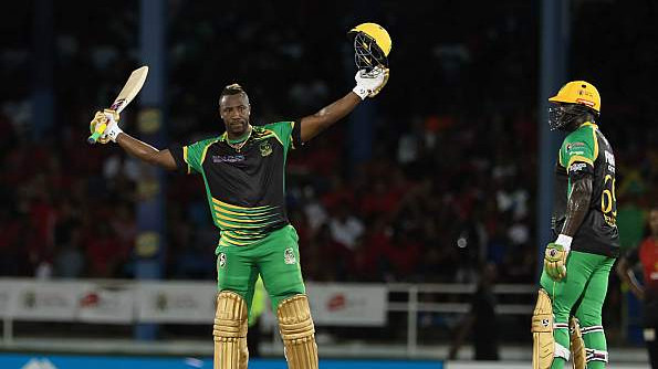 CPL 2018 : List of records created by Andre Russell in his knock of 121*