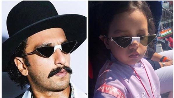 MS Dhoni reveals Ziva's confusion after she saw Ranveer Singh wearing her glasses