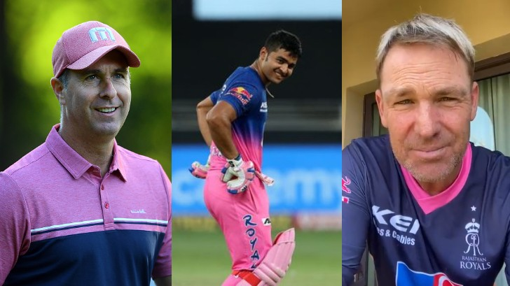 IPL 2020: Shane Warne reminds Michael Vaughan of his failed prediction after RR beat SRH