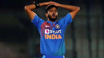 IND v BAN 2019: Khaleel Ahmed faces wrath of Twitter after conceding seven consecutive fours in two matches