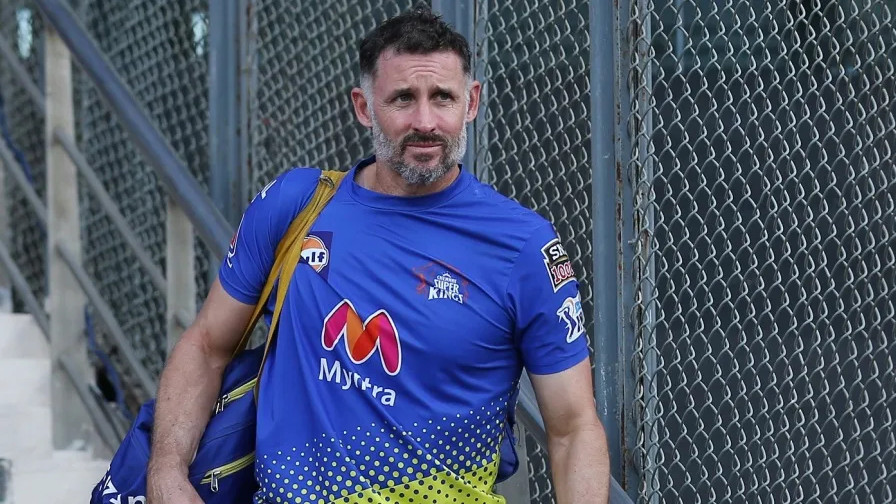 Michael Hussey and the rest of Australia contingent set to land home on Monday