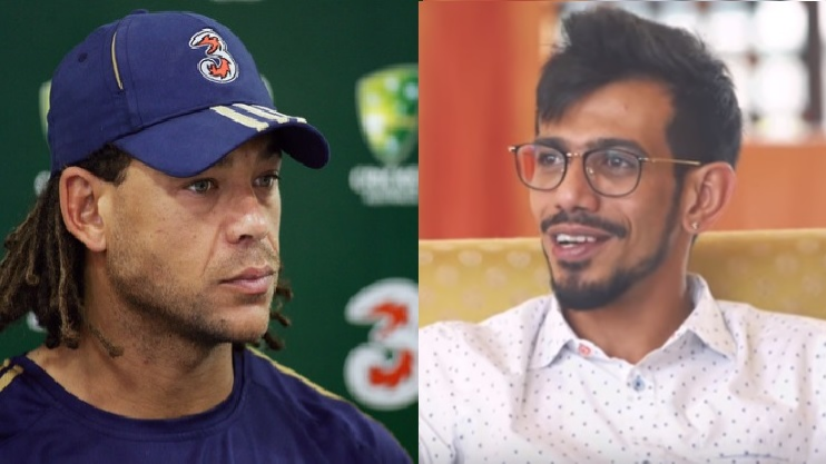 WATCH: Yuzvendra Chahal talks about his unheard bonding with ex-Aussie cricketer Andrew Symonds