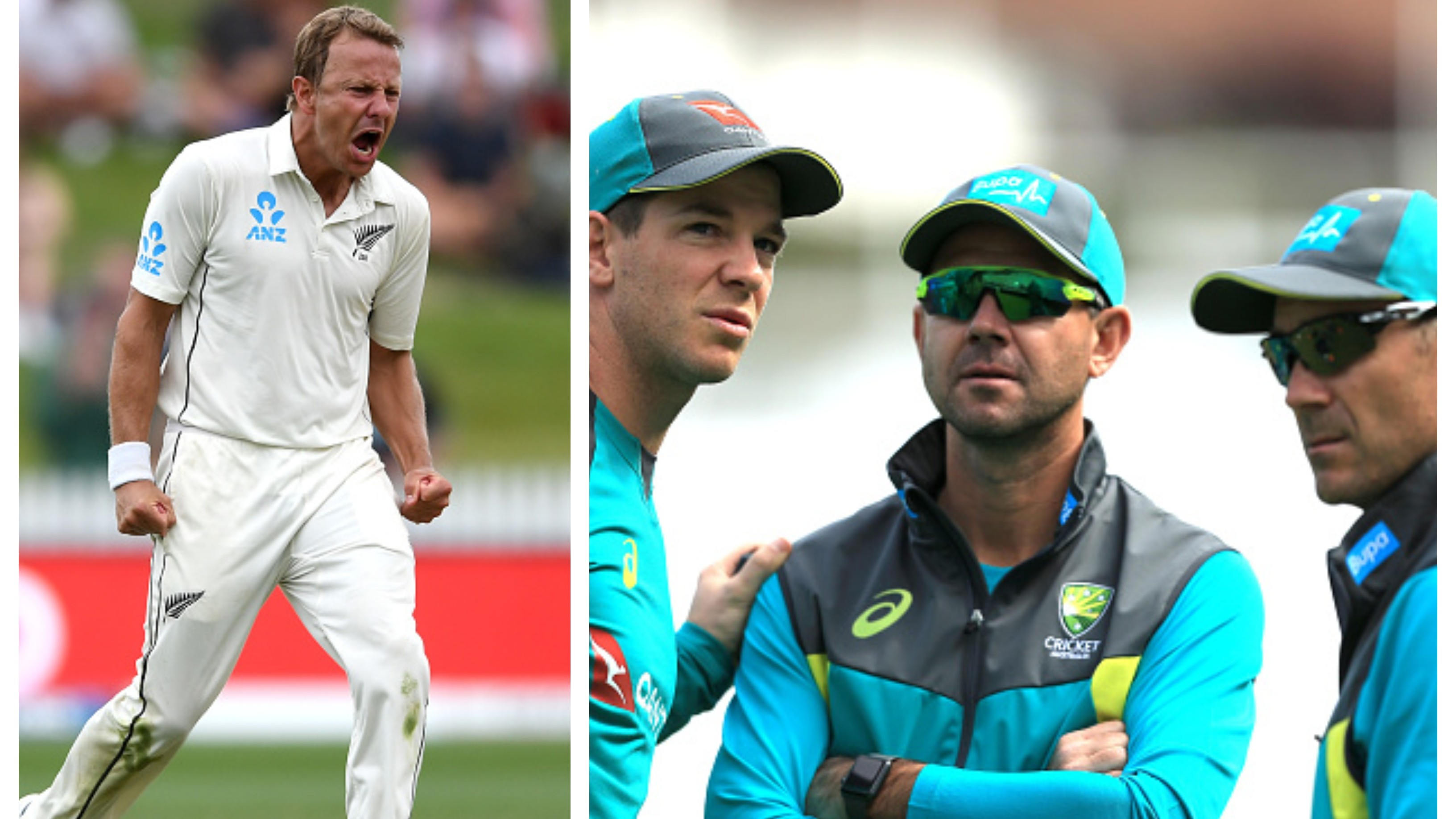 AUS v NZ 2019-20: Ponting warns Australia of Wagner's threat before the Test series