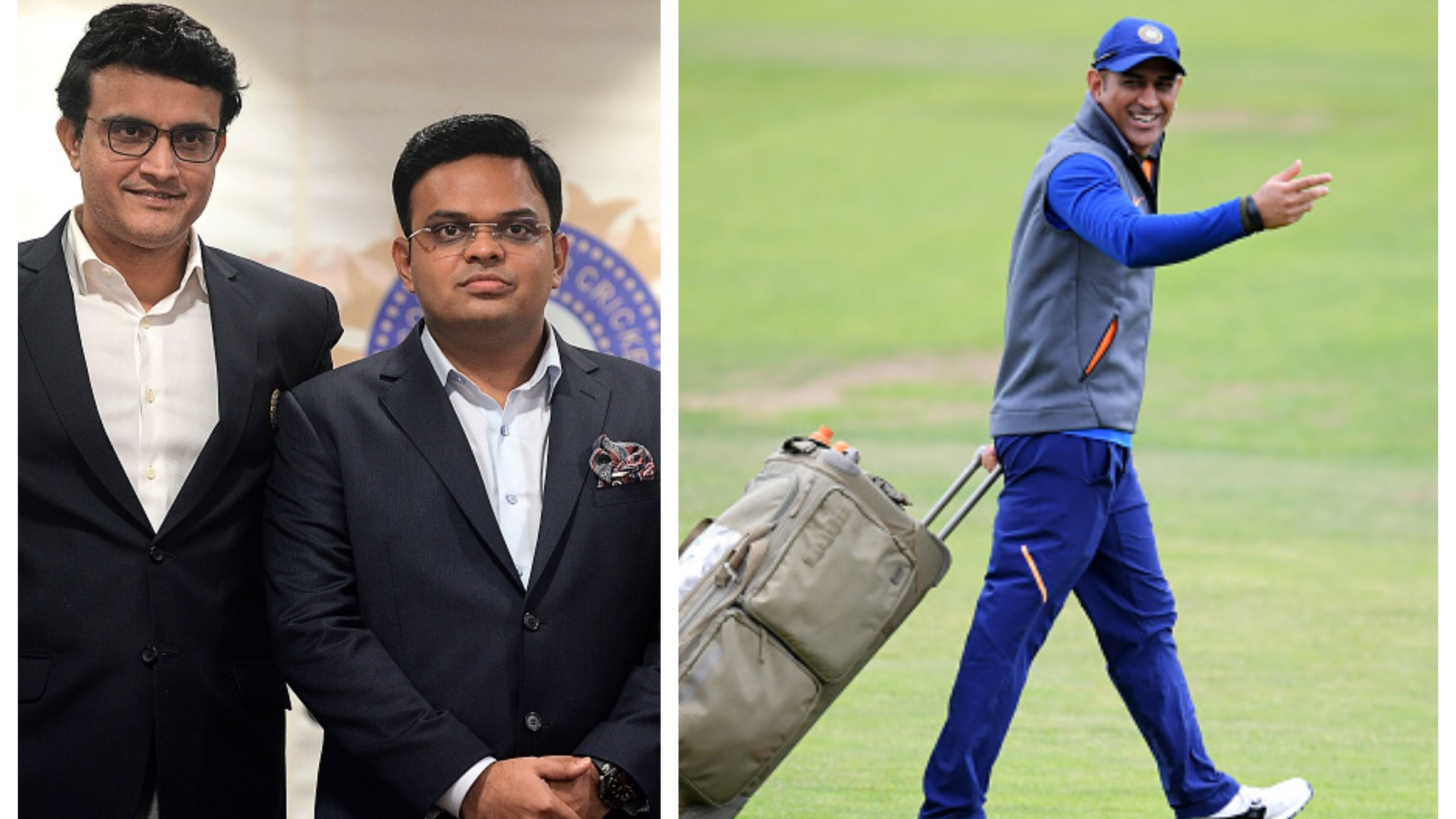 T20 World Cup 2021: Jay Shah, Sourav Ganguly reveal MS Dhoni won't charge for his role as Team India's mentor