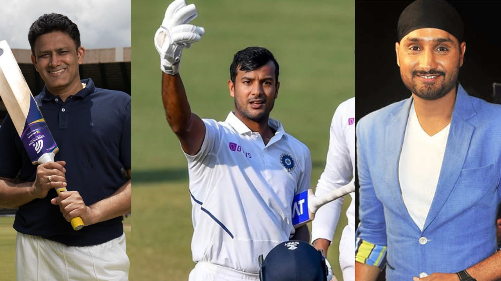 IND v BAN 2019: Cricket fraternity lauds Mayank Agarwal's 243 as India ends day two on 493/6