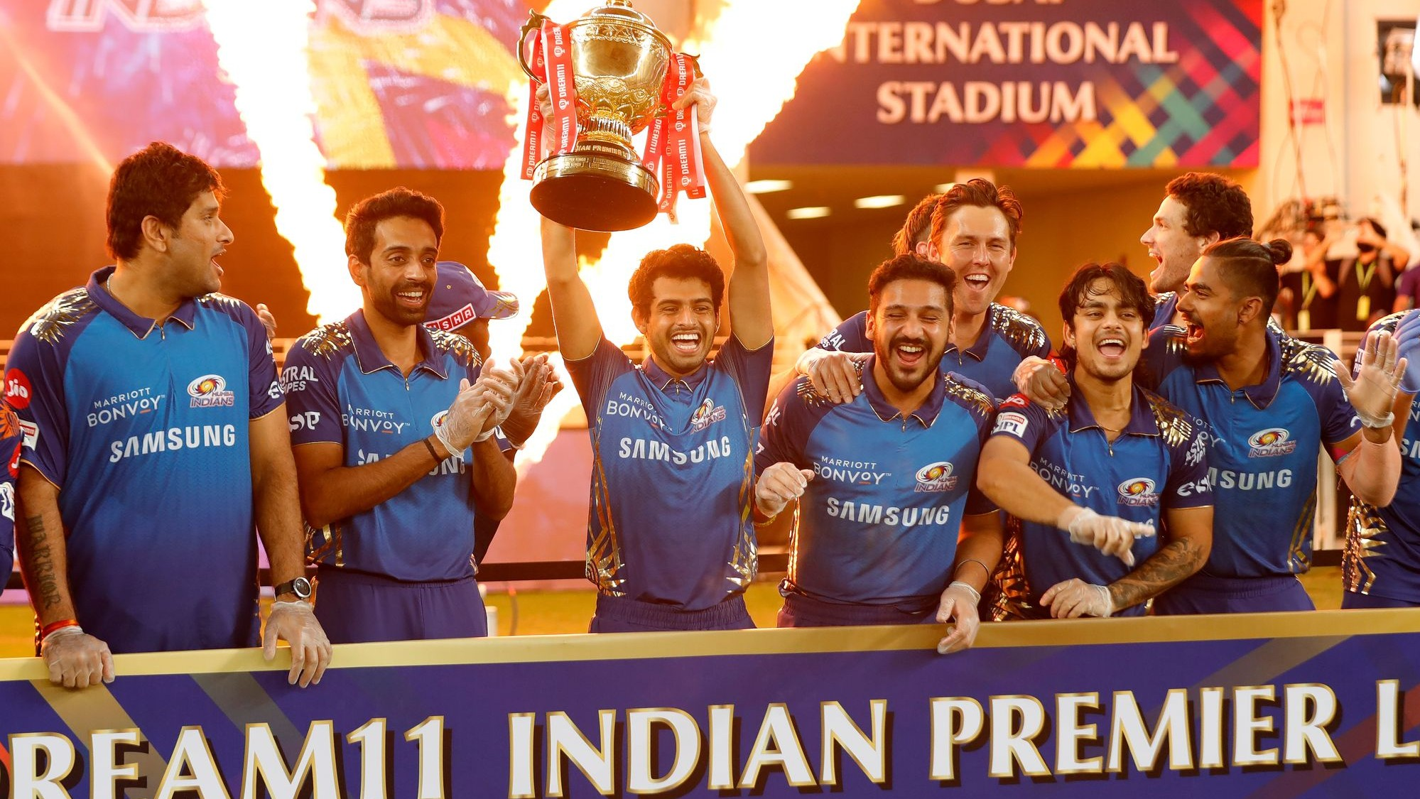 IPL 2020: Final, MI v DC - Statistical Highlights