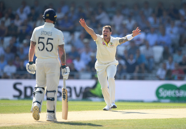James Pattinson during the Ashes 2019 | Getty Images