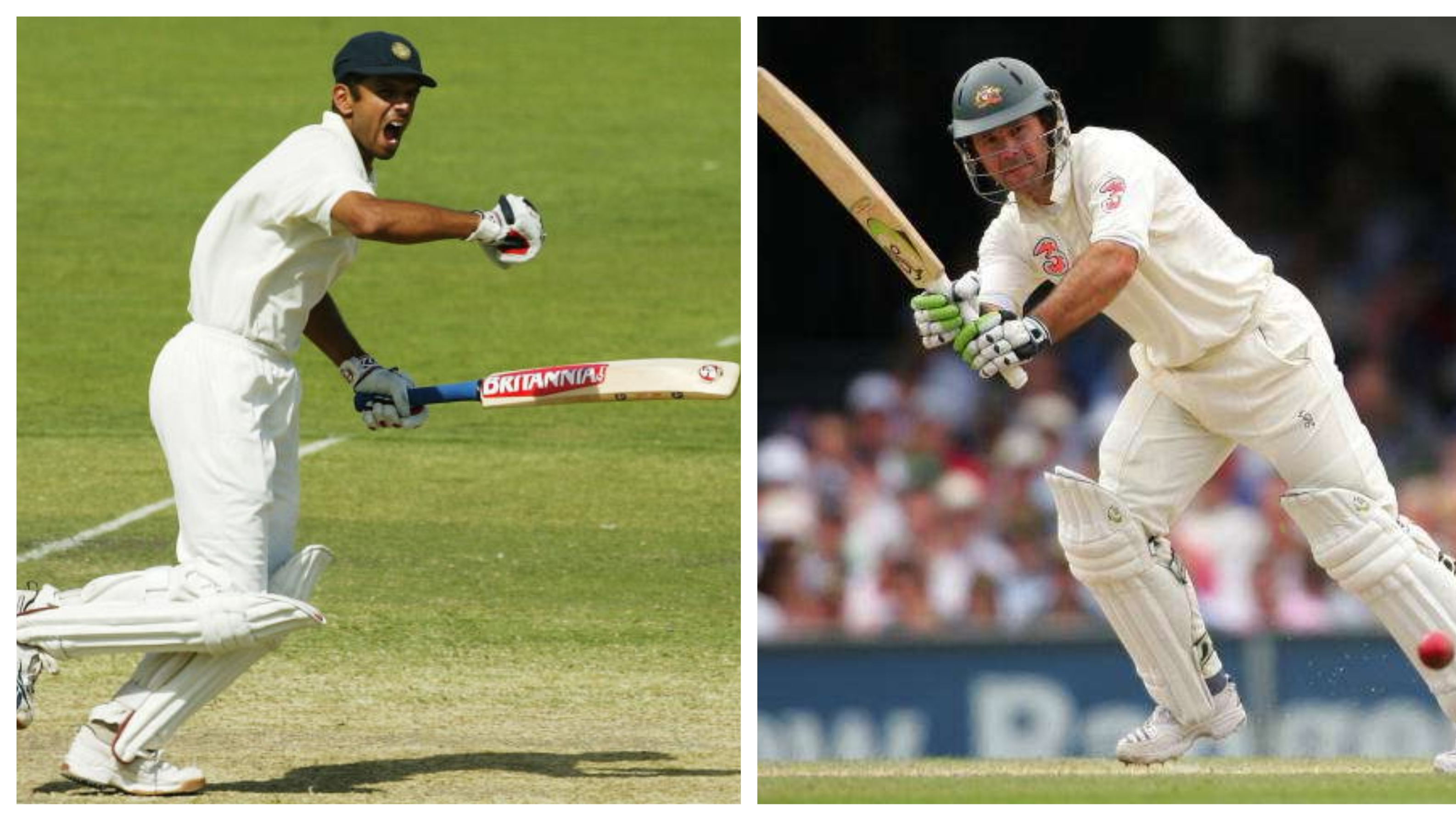Why Rahul Dravid was a better no.3 than Ricky Ponting?