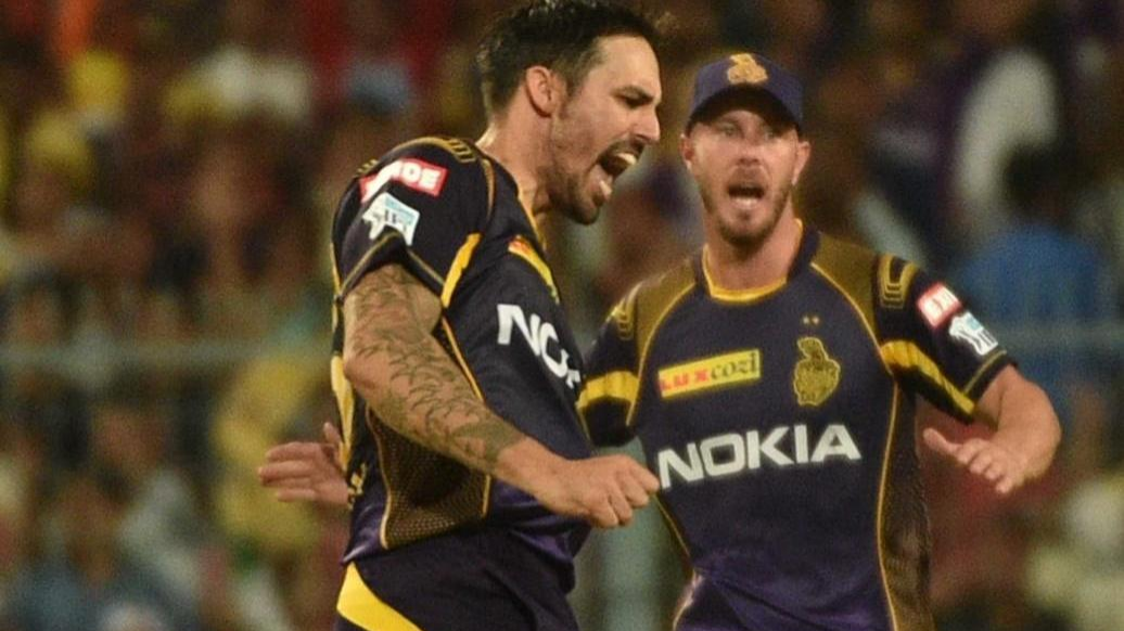 IPL 2018: Mitchell Johnson thrilled to see KKR's investment in young talent