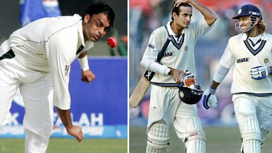WATCH: Pathan recalls a Test match when his ploy of sledging Akhtar helped Dhoni focus on his game