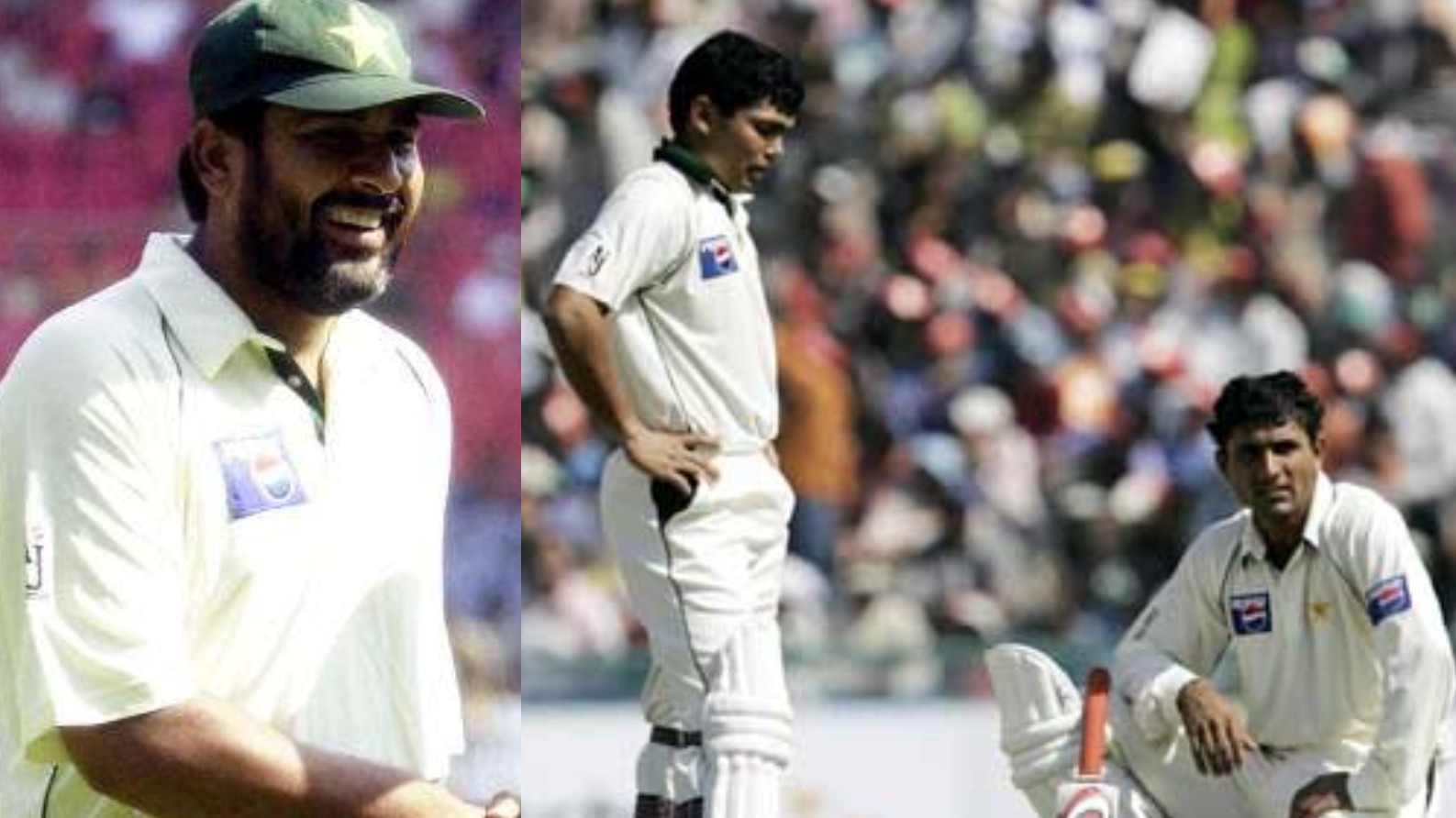 Inzamam credits Akmal-Razzaq partnership in Mohali Test for changing result of 2005 series vs India