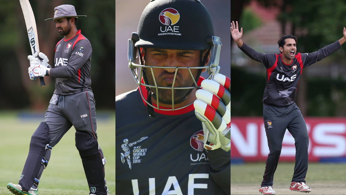 ICC suspends UAE cricketers Mohammad Naveed, Qadeer Ahmed and Shaiman Anwar for breaching anti-corruption rules