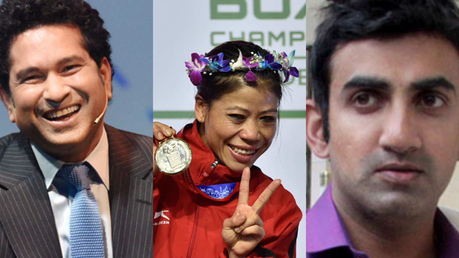 Indian cricket fraternity celebrates MC Mary Kom's record 6th gold in World Boxing Championships