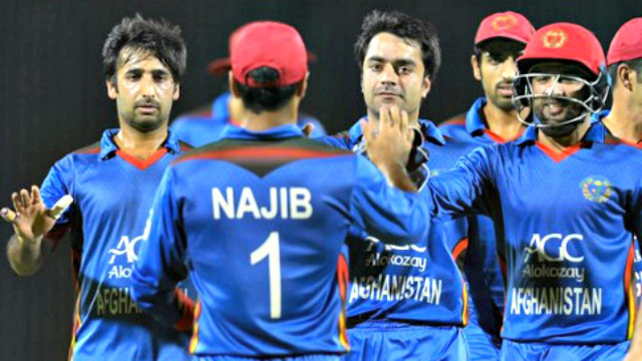 Afghanistan will play their inaugural Test against India at Bengaluru