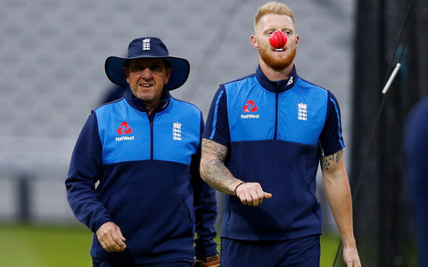 Trevor Bayliss and Ben Stokes | Getty Images