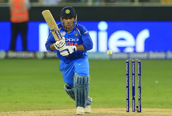 MS Dhoni's struggle with the bat is continue | Getty Images