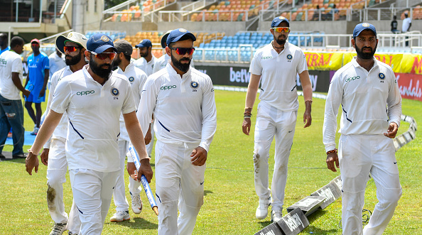 Team India set to feature in a day-night Test later this month | Getty