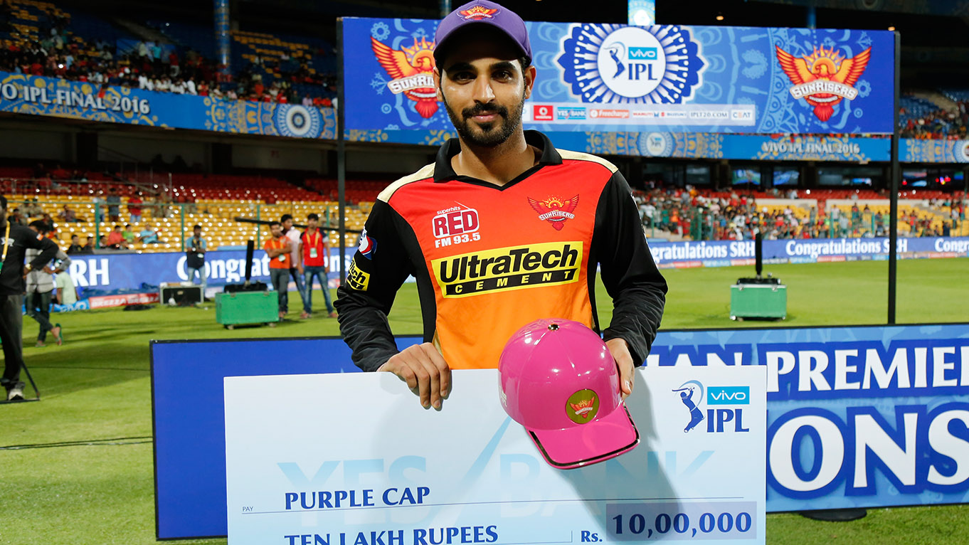 IPL 2018: Bhuvneshwar Kumar speaks on taking leadership roles for SRH in future