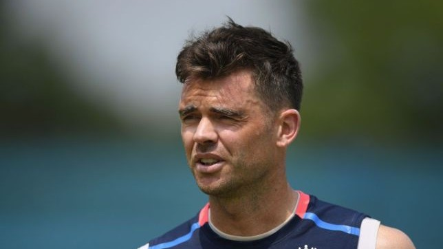 Ashes 2019: James Anderson likely to fit for the Ashes opener