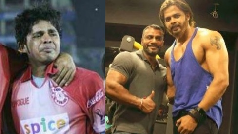 'Beware Harbhajan, Sreesanth is coming!' Twitter left stunned after S Sreesanth's body transformation