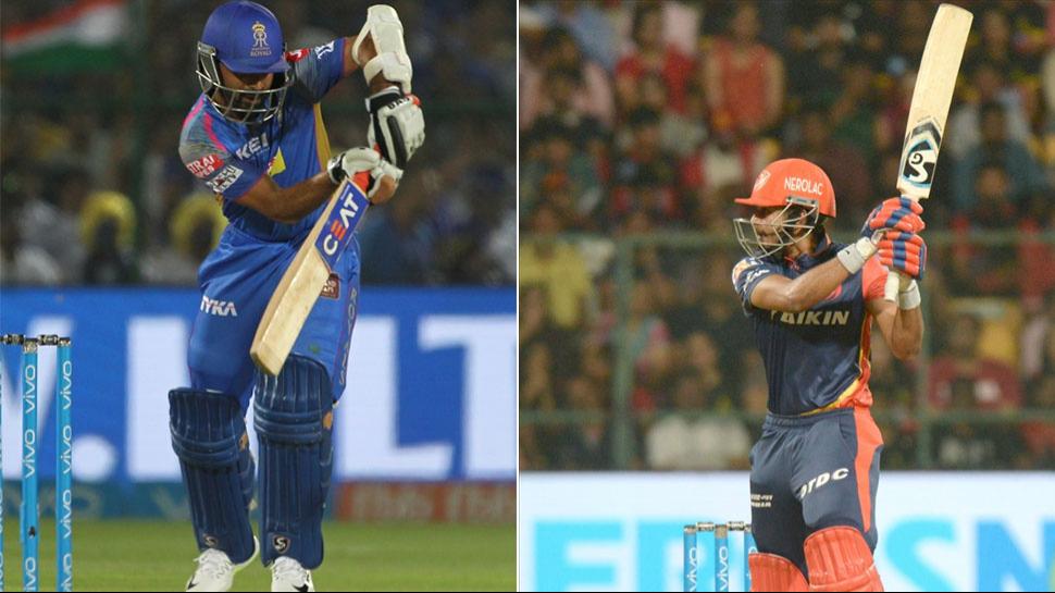 IPL 2018: DD v RR- आज घरेलू मैदान पर राजस्थान रॉयल्स के खिलाफ़ वापसी करने उतरेगी दिल्ली डेयरडेविल्स