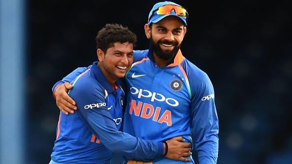 IRE v IND 2018: Kuldeep Yadav acknowledges Indian batsmen's contribution in win against Ireland