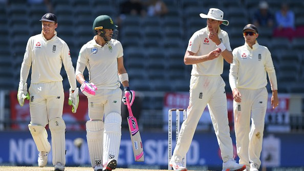 SA v ENG 2020: Faf du Plessis, Joe Root play down on-field incident