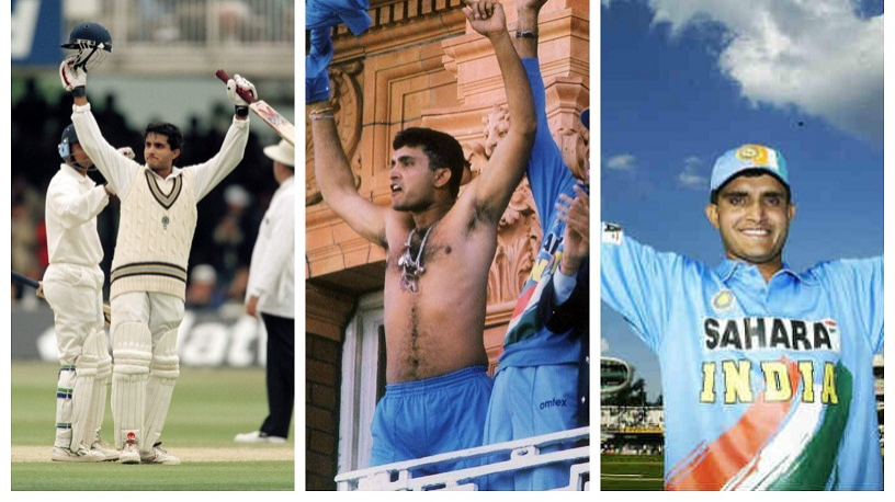 Cricket fraternity celebrates Sourav Ganguly's 46th birthday on Twitter