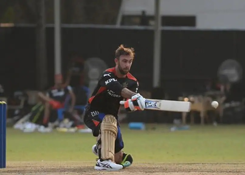 Glenn Maxwell adds a lot of value to RCB team in IPL 2021 | RCB Twitter