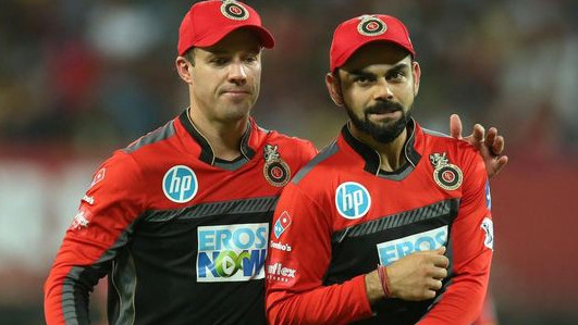 AB de Villiers differs with Virat Kohli on ECB's 100-ball tournament