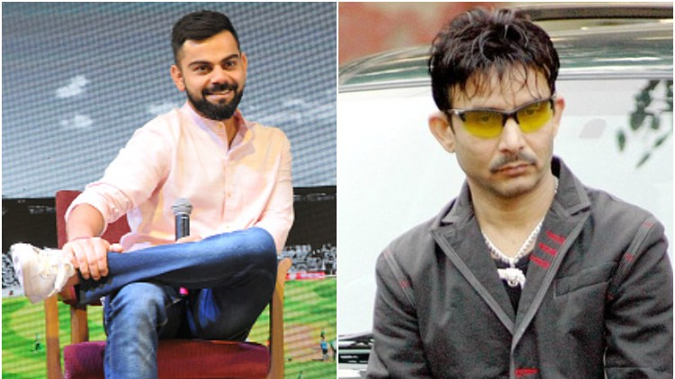 KRK appeals Sourav Ganguly to remove Virat Kohli as India captain; gets slammed by fans