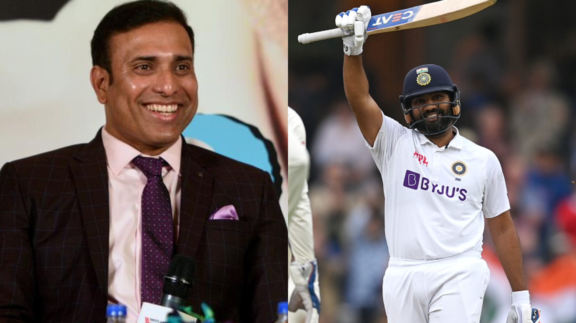 ENG v IND 2021: Laxman calls Rohit Sharma 'great role model'; says youngsters can learn a lot from his story