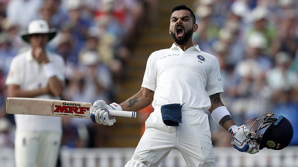 ENG v IND 2018: Amul pays tribute to Virat Kohli's superlative hundred in first innings